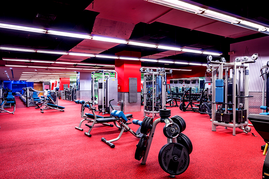 Oasis Center Mixed Gym In Dubai Fitness First Uae