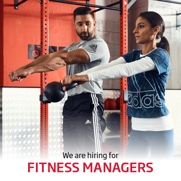 52e9631dbea Fitness Careers in UAE - Fitness First
