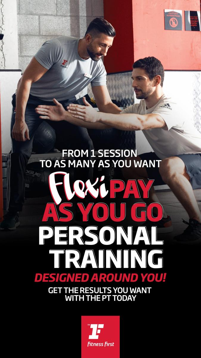 Personal Training Best Gym Trainers In Uae Fitness First Uae