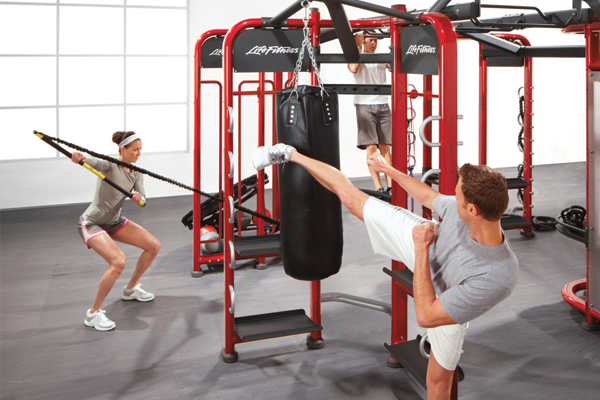 Synergy 360 Training System Fitness First Uae