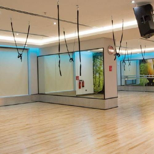 Fitness First Al-Seef mall workout studio