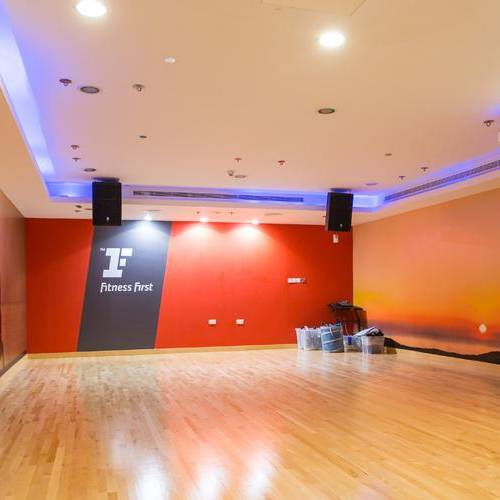 Fitness First Motor city workout studio