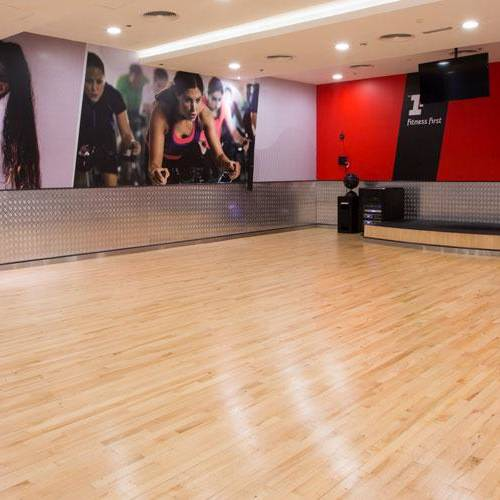 Fitness First Deira City Centre cardio theater