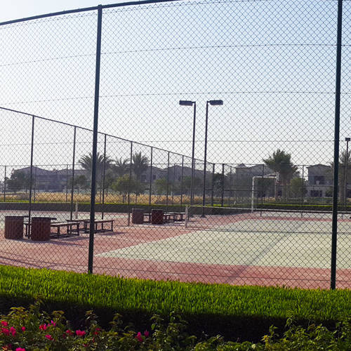 Fitness First Arabian Ranches Tennis court