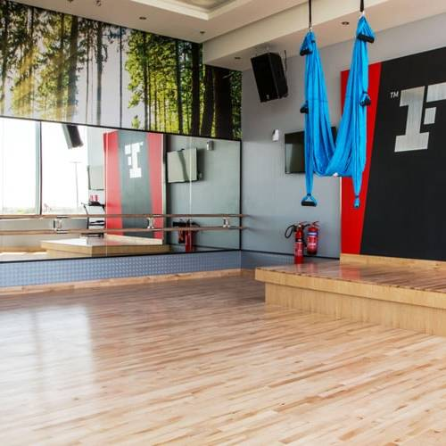 Fitness First Zero 6 workout studio