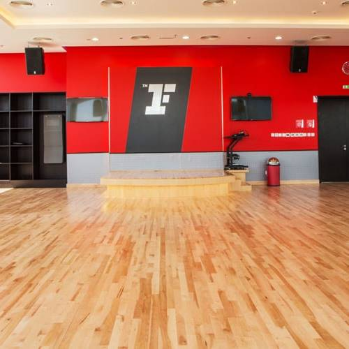 Fitness First Zero 6 mall - group workout studio