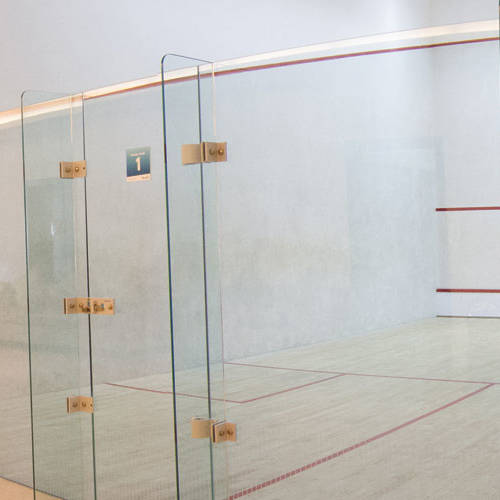Fitness First Town center squash court